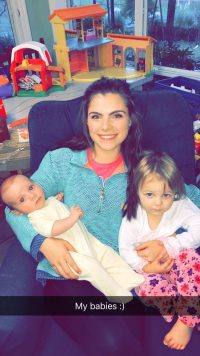 Monroe nanny Cameron Lewis