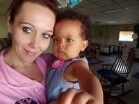 Leesburg babysitter Amanda Peace