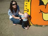 Lindsay babysitter Laken Mosqueda