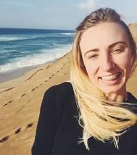 Seaside babysitter Calee Dunlap