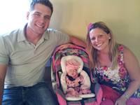 Fayetteville babysitter Stormy Baker